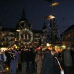 Glavni trg u mraku